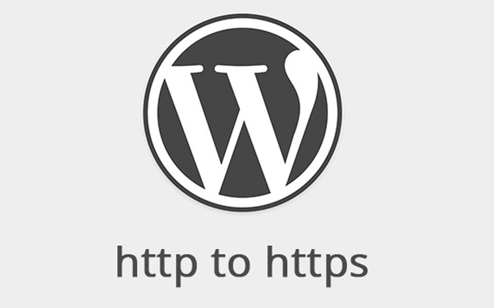 Wordpress http to https