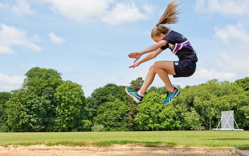 School jumper