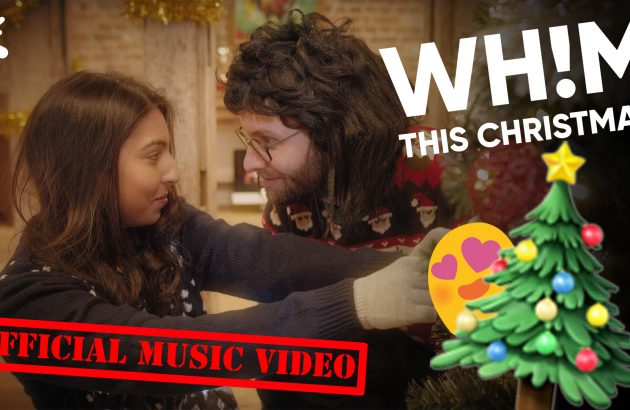 Wh!M Rooster Christmas Video still