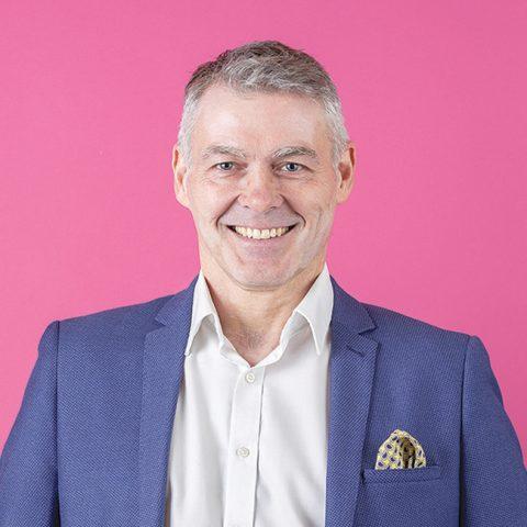 Portrait of Andrew