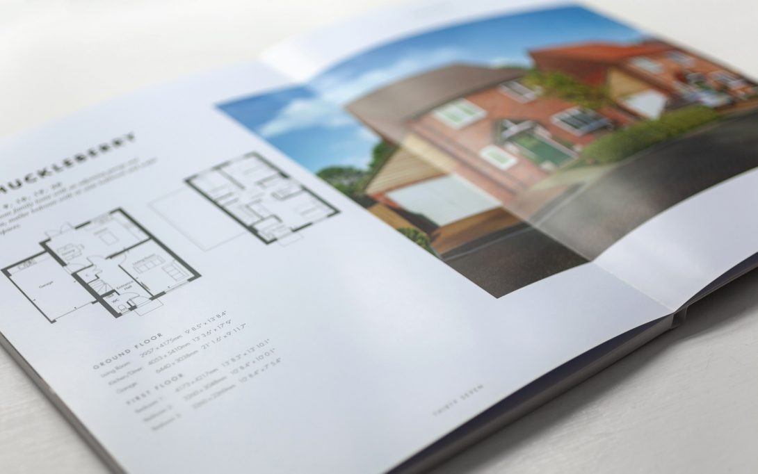 Bargate Homes brochure