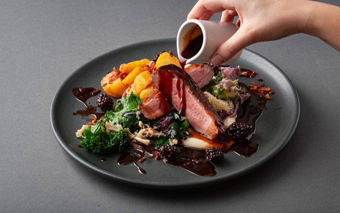 The Bell Inn food photography
