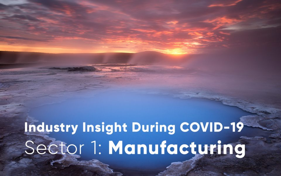 Manufacturing sector during COVID-19