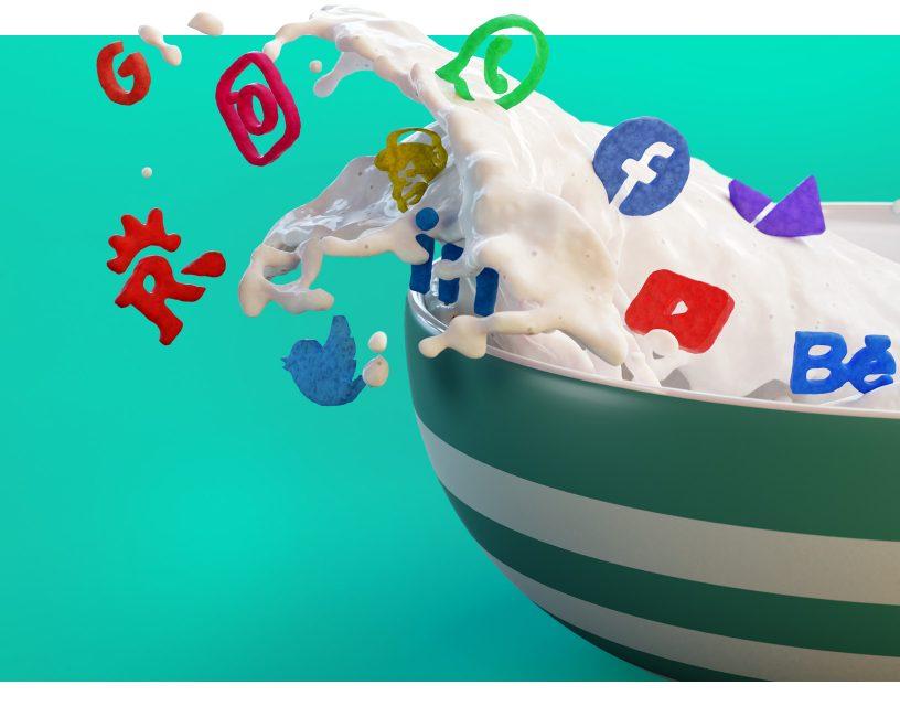 Rooster Marketing social media