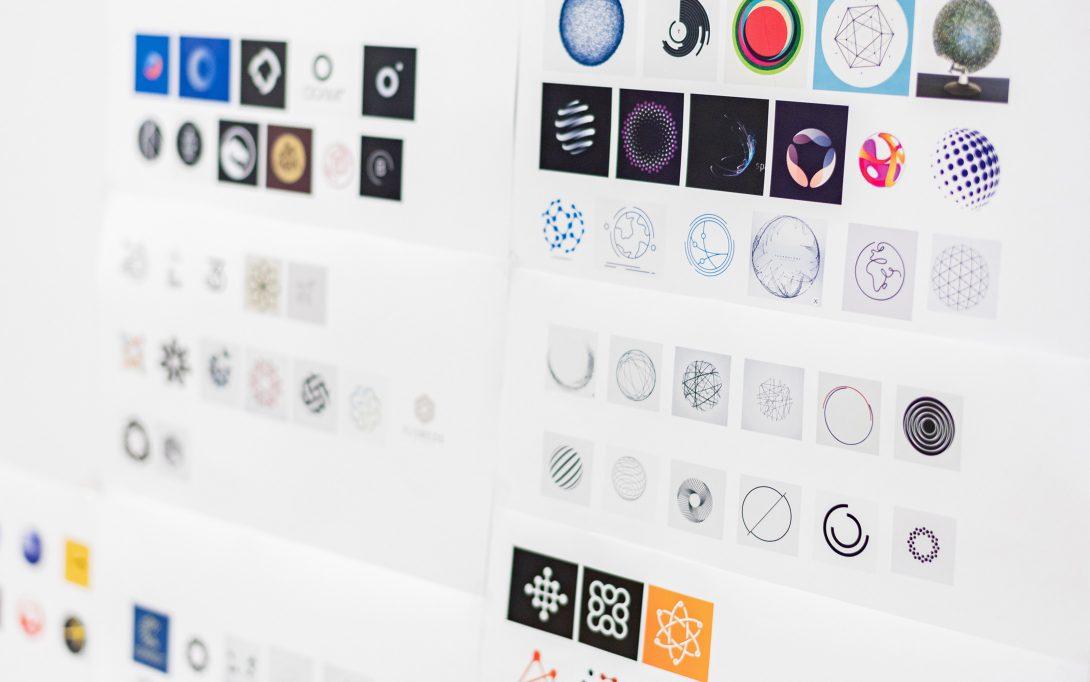 Logo design strategy