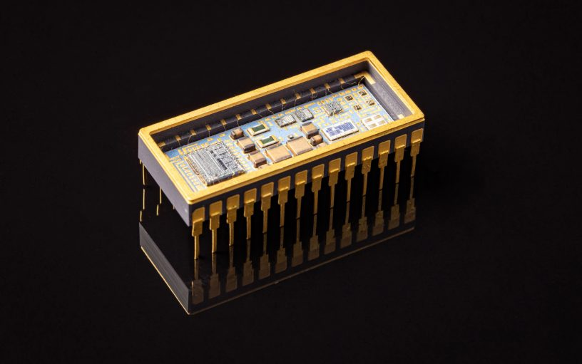 Circuit board photography