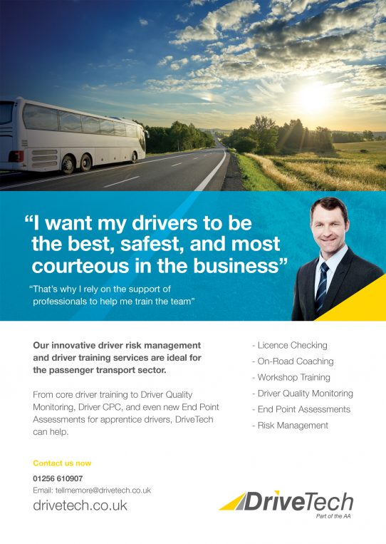AA DriveTech advert