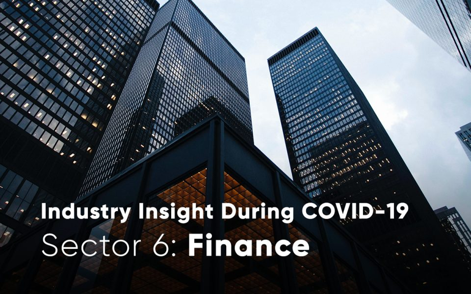 Finance sector during COVID-19