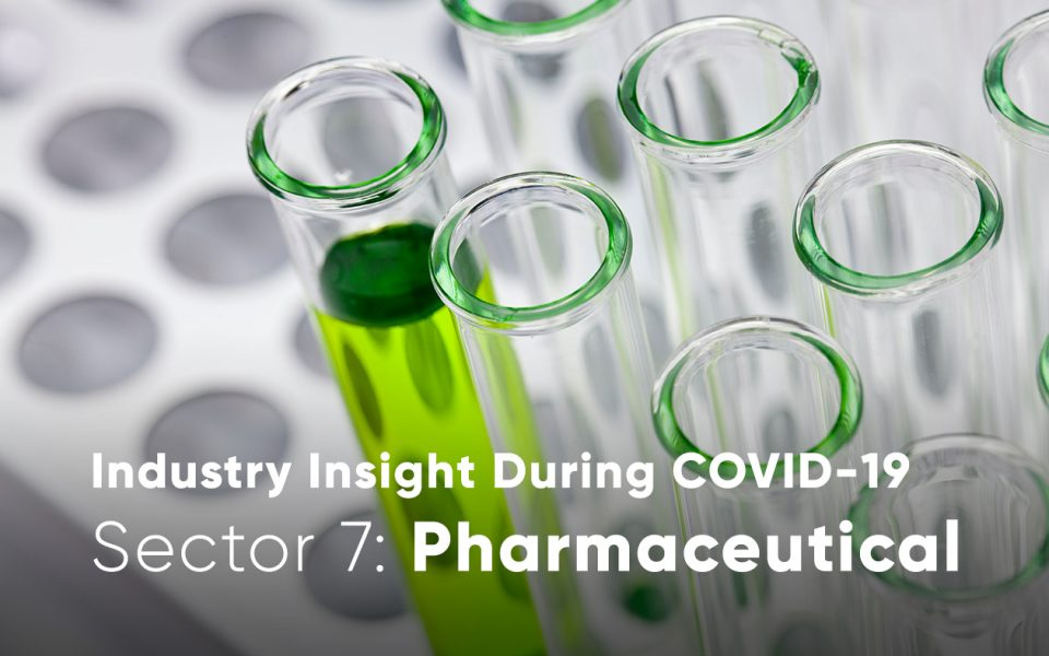 Pharmaceutical sector during COVID-19