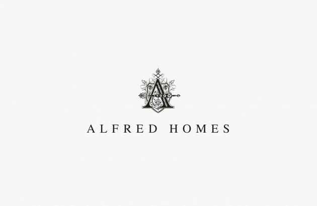 Alfred Homes logo