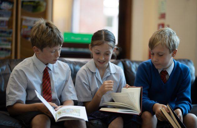 Chafyn Grove School photoshoot