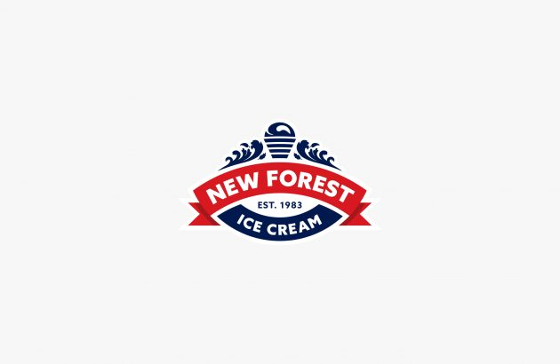 New Forest Ice Cream logo