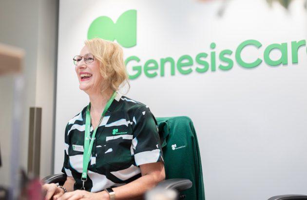 Genesis Care photoshoot