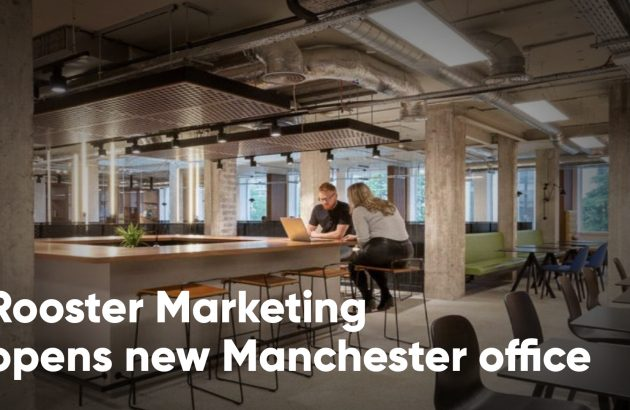 Rooster Marketing opens new Manchester office