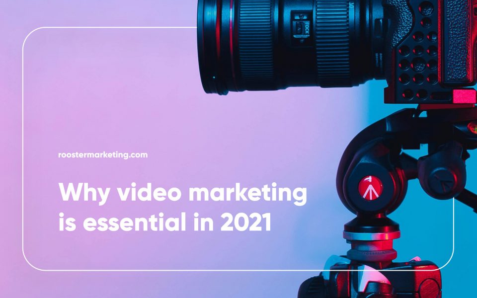 With the rise in video platforms such as YouTube, marketers are realising the importance of visual aspects of promotion in their marketing strategy.